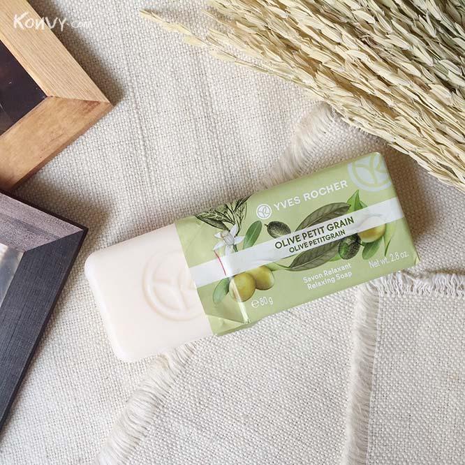 Yves Rocher Relaxing Soap #Olive Petitgrain_3