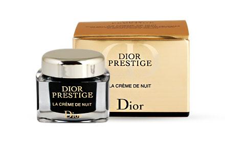 Dior Prestige La Creme De Nuit 5ml