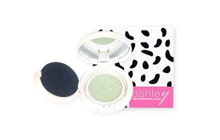 Ashley Air Cushion Cream A-131 10.5g #03 Green Beige