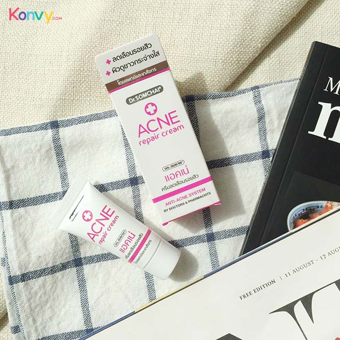 Dr.Somchai Acne Repair Cream_2