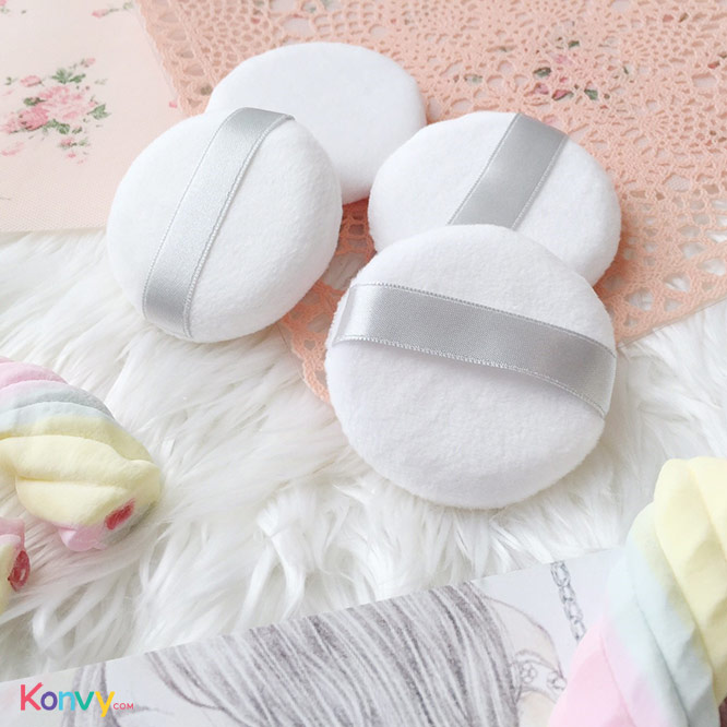 Great Puff Make Up Powder Puff 4pcs_1