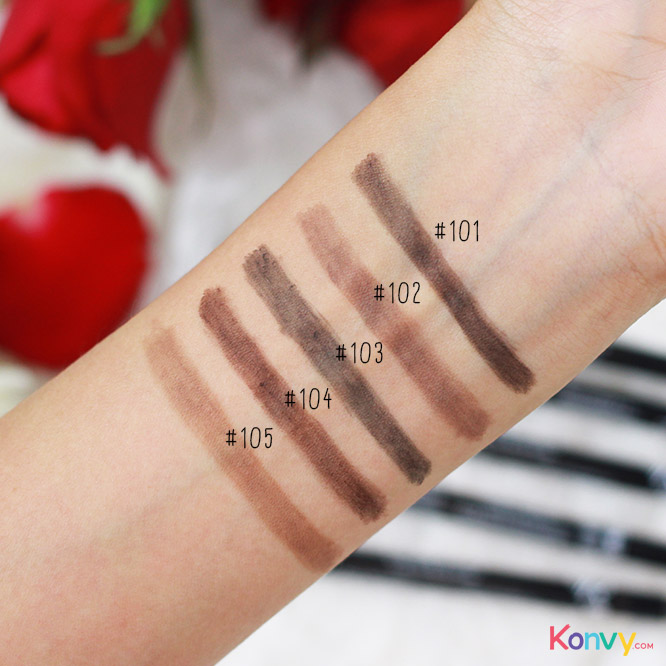 Golden Rose Longstay Precise Browliner #103_3