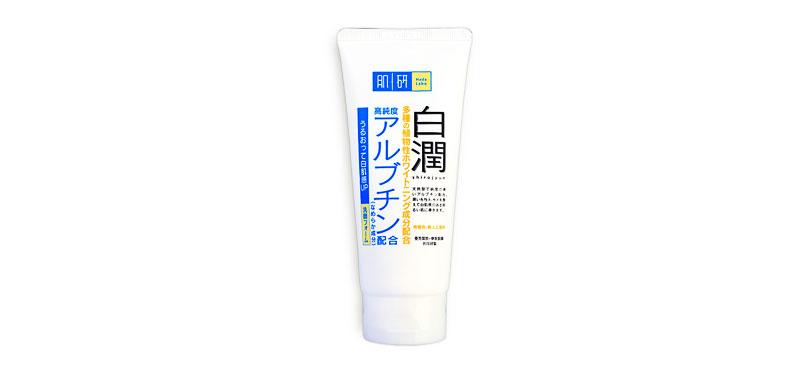 Hada Labo Arbutin Whitening Face Wash 100g