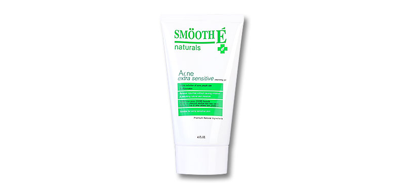 Smooth E Acne Extra Sensitive Cleansing Gel 120g