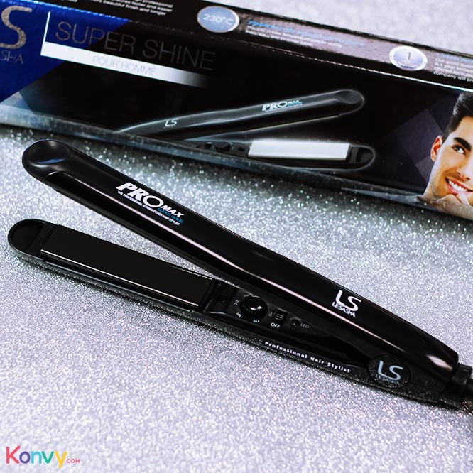 Le'sasha Super Shine Hair Straightener #LS1015_1