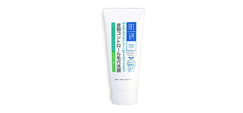 Hada Labo Deep Clean & Pore Refining Face Wash 100g
