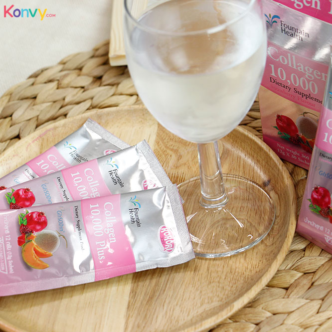 Kokori Collagen 10,000 Plus Dietary Supplement Product (30 Sachets x 1 Boxes)_1