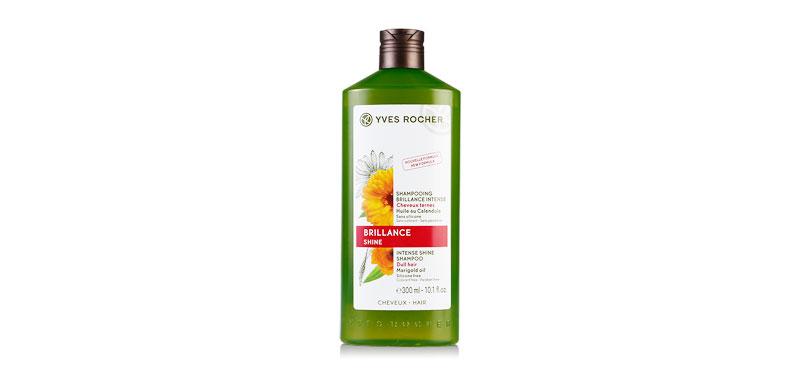 Yves Rocher Brillance Shine Intense Shine Shampoo 300ml