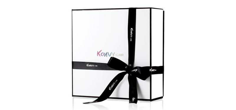 Konvy Gift Box (สินค้านี้ไม่ร่วมรายการ ซื้อ 2 ชิ้น ฟรีค่าจัดส่ง)