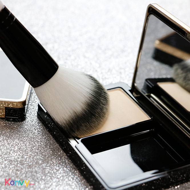 Titania Professional Powder Brush_2
