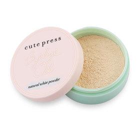 ฟรี! Cute Press Bye Bye Oil 6g #Natural White Powder   (1 ชิ้น / 1 ออเดอร์) เมื่อช้อปสินค้า Cute Press  ครบ  499-698 บาท