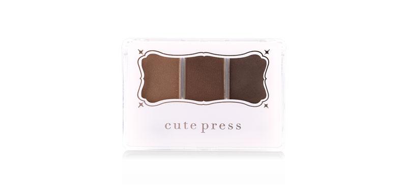 Cute Press Color Fantasy Eyebrow Powder 1.5g (สินค้านี้ไม่ร่วมรายการซื้อ2ชิ้นฟรีค่าจัดส่ง)