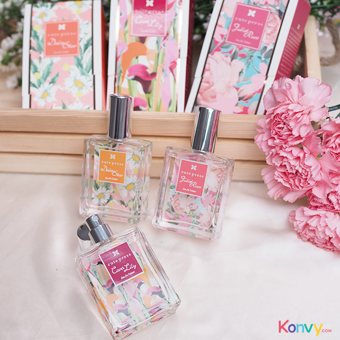 Cute Press Cara Lily EDT 60ml_2
