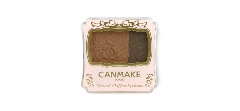 Canmake Natural Chiffon Eyebrow #04