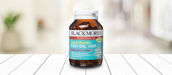 Blackmores Odourless Fish Oil 1000 (60 Tablets)_1