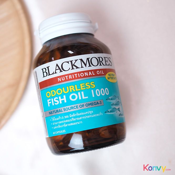 Blackmores Odourless Fish Oil 1000 (60 Tablets)_2