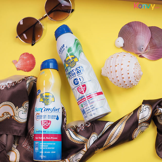 Bananaboat Clear Ultra Mist Protect & Hydrate SPF50+PA+++_1