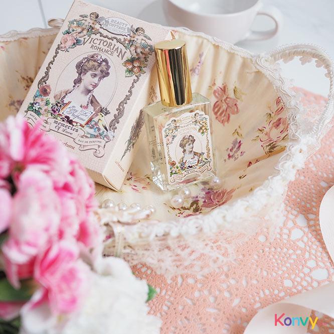 Beauty Cottage Victorian Romance Memories Of Love Eau De Parfume 28ml_1