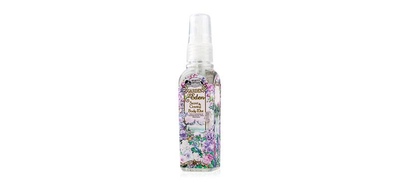 Beauty Cottage Garden Of Eden Secret & Craving Body Mist 60ml