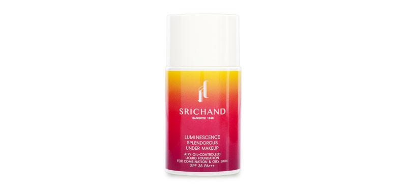 Srichand Luminescence Splendorous Under Makeup SPF35/PA+++ 30ml #SC40 Warm Natural
