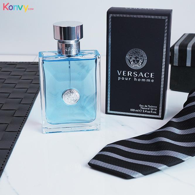 Versace Pour Homme Eau De Toilette 100ml_2