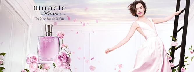 Lancome Paris Miracle Blossom L'Eau De Parfum 100ml