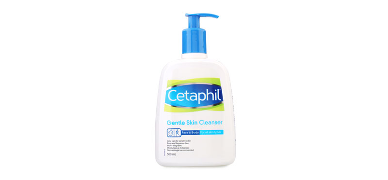 Cetaphil Gentle Skin Cleanser For All Skin Types 500ml