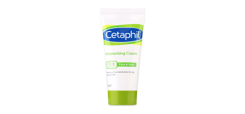 Cetaphil Moisturizing Cream For Chronic Dry,Sensitive Skin 50g