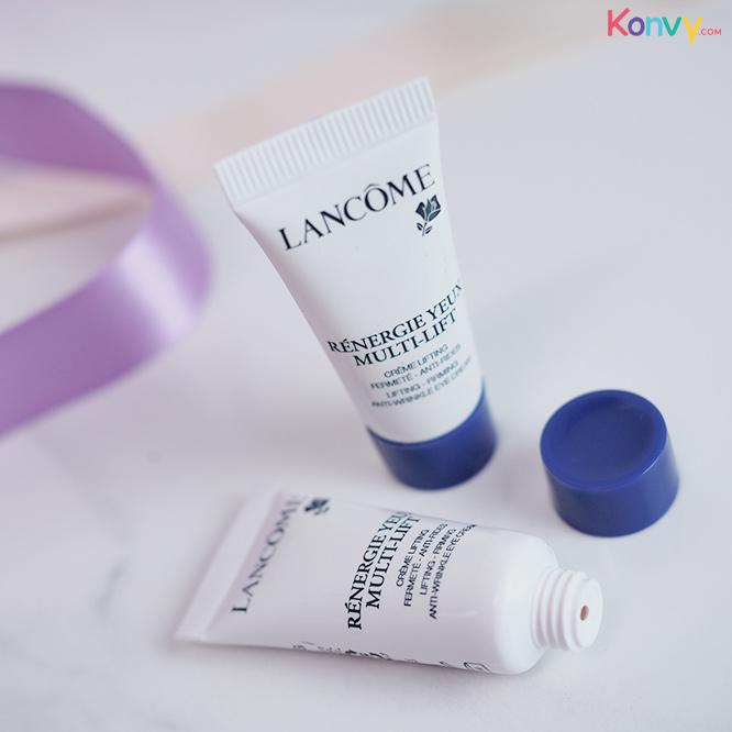 แพ็คคู่ Lancome Renergie Yeux Multi-Lift Lifting Firming Anti-Wrinkle Eye Cream (5mlx2pcs)_2