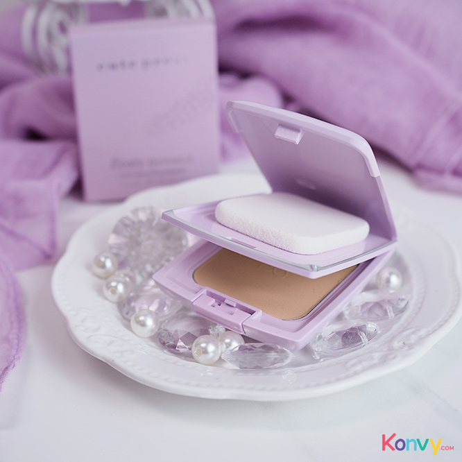 Cute Press Evory Retouch Oil Control Foundation Powder SPF 30 PA+++ #B2_4