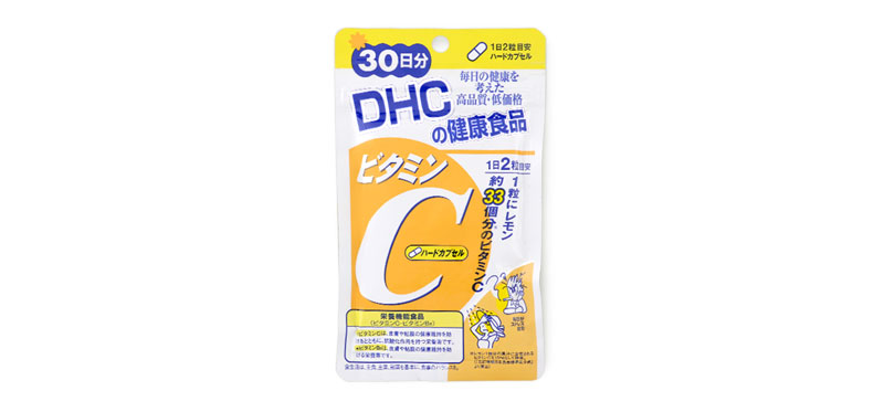 DHC-Supplement Vitamin C 30 Days