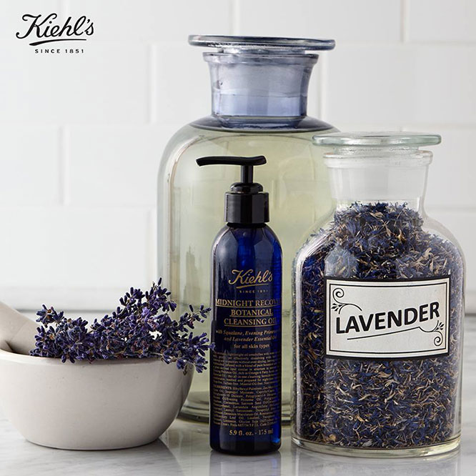 Kiehls Midnight Recovery Botanical Cleansing Oil 40ml