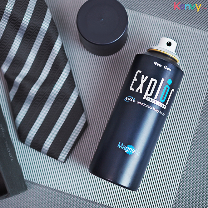 Explor Body Spary Magnetic 150ml_1