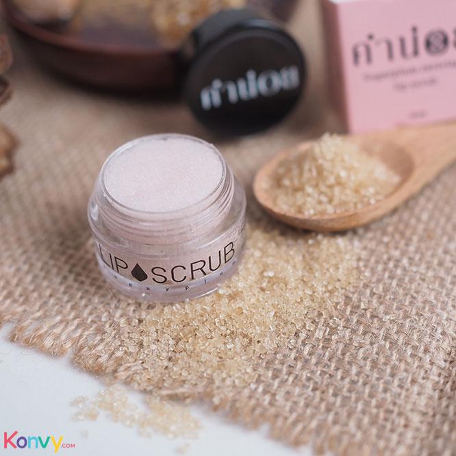 Khumnoi Sugarplum reviving lip scrub 10ml_2