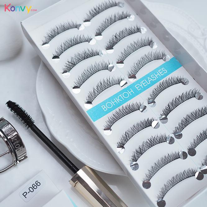 Bohktoh Eyelash 10 Pairs #P-066_2