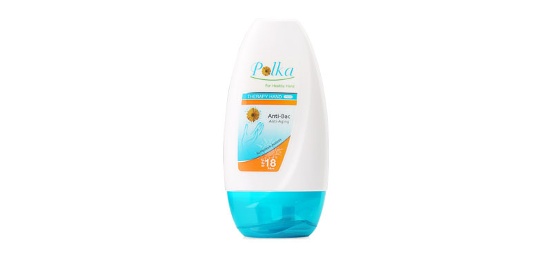 Polka Therapy Hand Cream SPF18/PA++ 60g