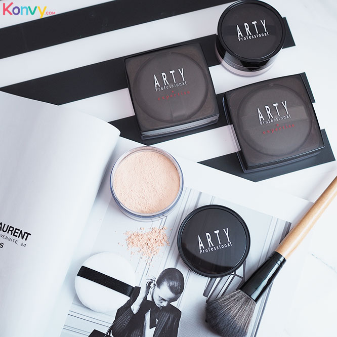Arty Professional Expertise Translucent Loose Powder #C2_1