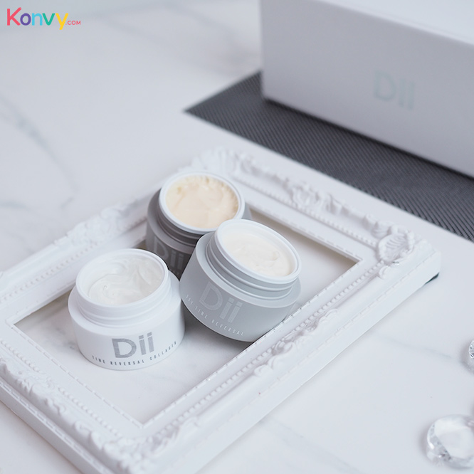 Dii Travel Kit Set 3 Items (Day Time Reversal + Night Time Reversal + Collagen Time Reversal)_4