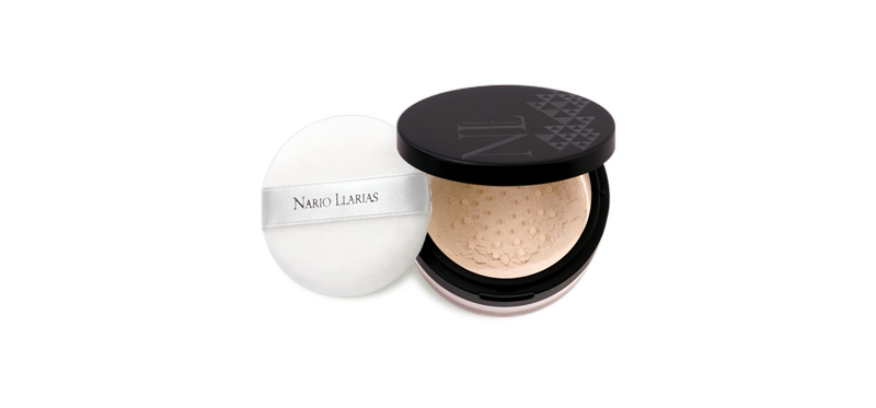Nario Llarias Let Your Skin Breathe All Day Bright Perfect Invisible Translucent Powder 18g