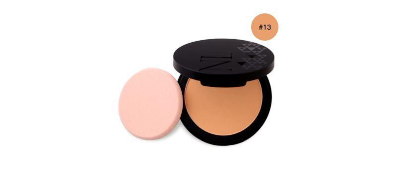 Nario Llarias Let Your Skin Breathe Moist'n Matte Balancing Powder 10g #13 Silky Honey