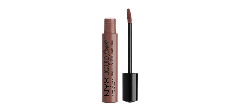 NYX Professional Makeup Liquid Suede Cream Lipstick #LSCL21 Brooklyn thorn