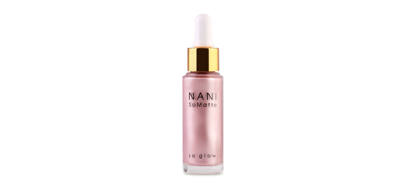 Nani Somatte So Glow Liquid Highlighter 30g #02 Angel Frekles