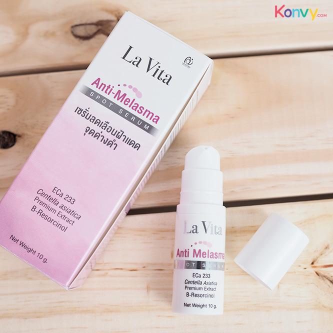 La Vita Anti Melasma Spot Serum 10g