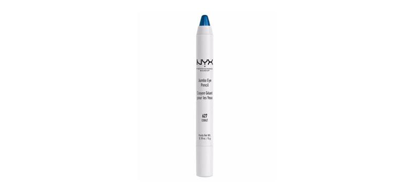 NYX Professional Makeup Jumbo Eye Pencil # JEP627  Cobalt ( สินค้าหมดอายุ : 2019.10 )