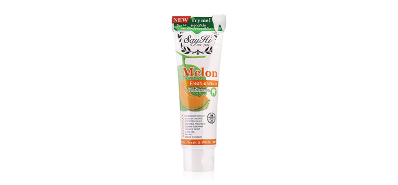 Say Hi Melon Fresh & White Toothpaste 80g
