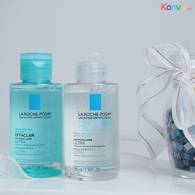 La Roche Posay Micellar Water Ultra Reactive 100ml._1