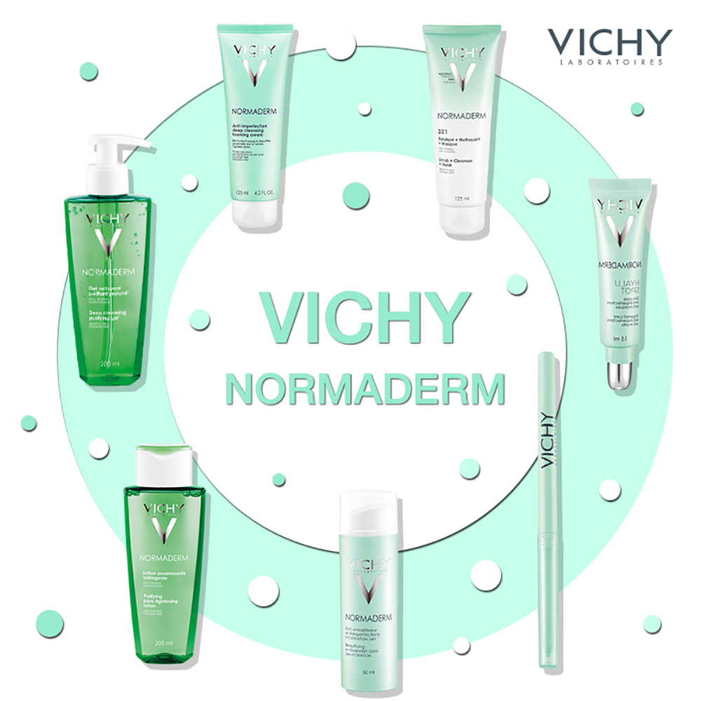 Vichy Normaderm Foam 125ml_1