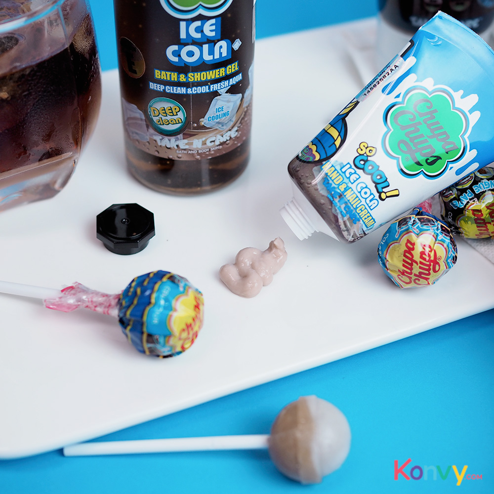Chupa Chups So Cool Hand & Nail Cream 30ml #Ice Cola_2