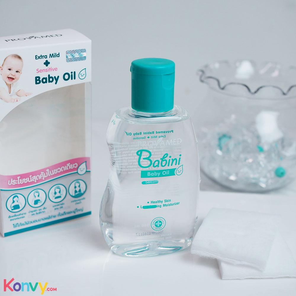 Provamed Babini Baby Oil 160ml_1