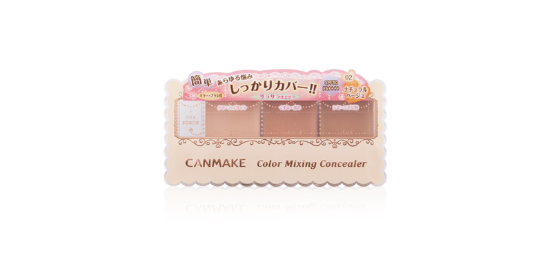 Canmake Color Mixing Concealer #02